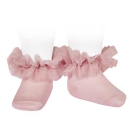 Cóndor Socks Tule 2488/4 Oud Roze (526)