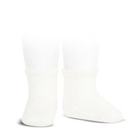 Cóndor Socks Openwork 2569/4 Ivoor (202)