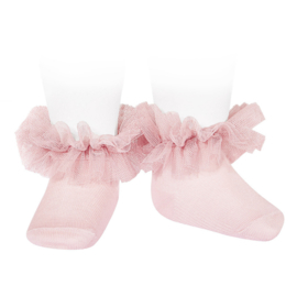 Cóndor Socks Tule 2488/4 Roze (500)