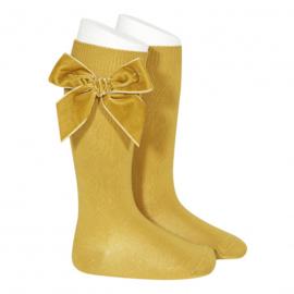 Cóndor Kniekous Velvet 2489/2 Mustard (629)