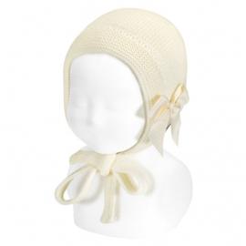 Cóndor Baby Bonnet Muts 50.520.011 Cava (303)