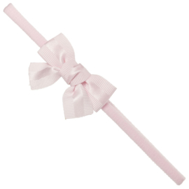 Siena Haarband Ribbon/Satijn Strik 6268 Roze (500)