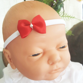 Rian Haarband R1150-550 Rood
