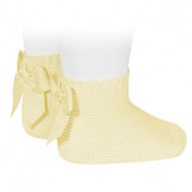 Cóndor Socks Perle Strik 2007/4 Geel (610)