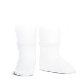 Cóndor Socks Openwork 2569/4 Wit (200)