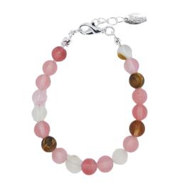 Rian Sieraden Natural A207 Pale Pink (526)