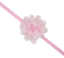 Haarband Bloem Lace Roze