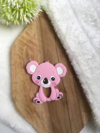 Bijfiguur koala roze