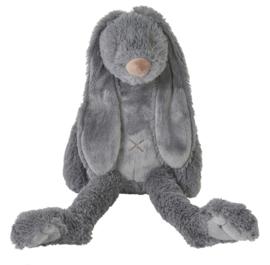 Deep Grey Rabbit Richie