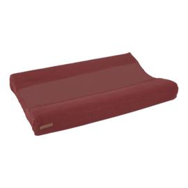 Aankleedkussenhoes pure indian red