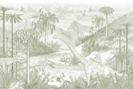Jurassic world | groen