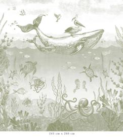 Walviswereld | groen