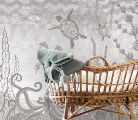 Walviswereld | potloodgrijs