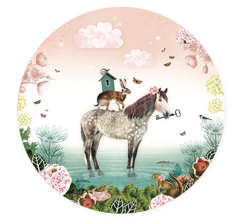 Sprookjes paard
