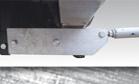 Vergrendelplaat (niet gemonteerd)