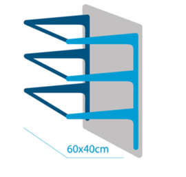 Basis module 60 x 40cm