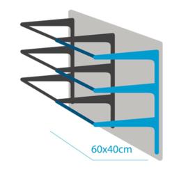 Vervolg module 60 x 40cm