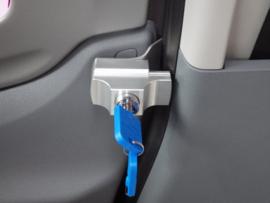 Interieur slot voor Ford Transit 2014 > camper voordeuren. SET.