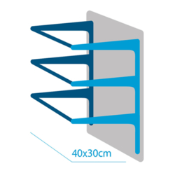 Basis module 40 x 30cm