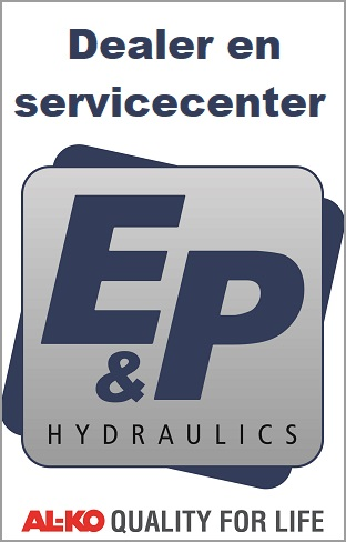 Official dealer en service center