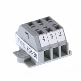 Omron Term blok F03-20
