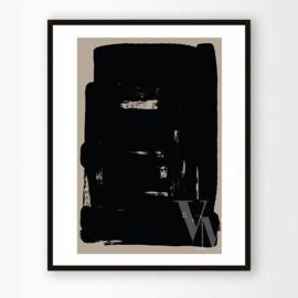 Illustratie 1 Black