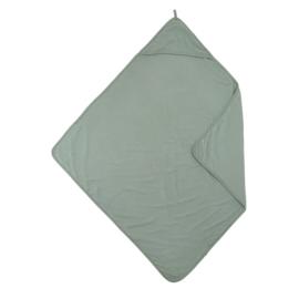 Basic Jersey Badcape Stone Green