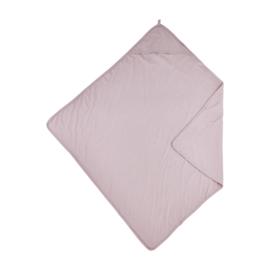 Basic Jersey Badcape Lilac