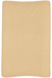 Aankleedkussenhoes Basic Jersey I Warm Sand
