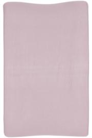 Aankleedkussenhoes Basic Jersey I Lilac