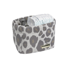 Leopard Neutral Commodemand Small