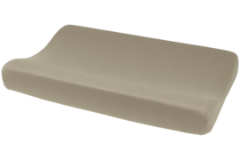 Aankleedkussenhoes Basic Jersey I Taupe