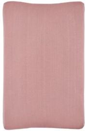 Aankleedkussenhoes Oud Roze