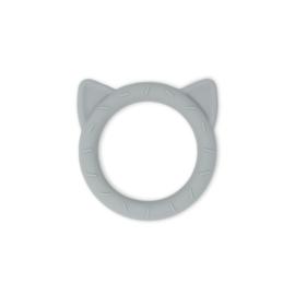 Bijtspeeltje Mushie I Cat Iron