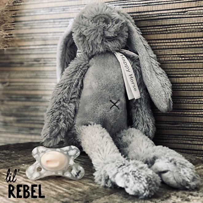 Lil' Rebel I Happy Horse & Difrax
