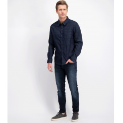 Cars jeans Blast Blue black slim fit lengte 38