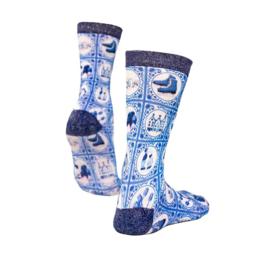 Sock my feet i love holland