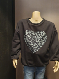 Kids Cc sweater heart