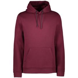 Cars hoodie burgundy