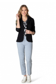 ES&SY blazer black