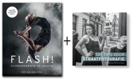 Voordeelbundel 1: Flash! + 101 Tips voor Straatfotografie
