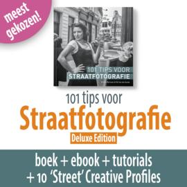 101 Tips voor Straatfotografie - Deluxe Edition