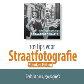 101 Tips voor Straatfotografie - Standard Edition - PBO