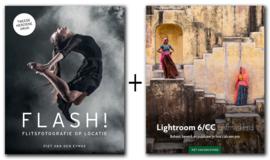 Voordeelbundel 2: Flash! + Lightroom 6/CC Ontmaskerd