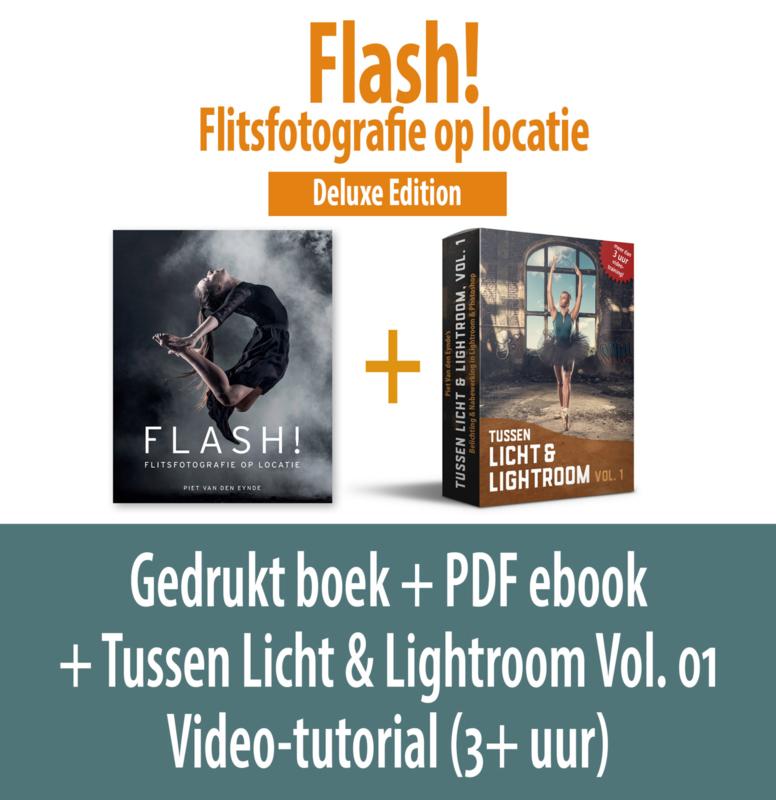 Flash! Flitsfotografie op locatie, 2e editie - Deluxe Edition