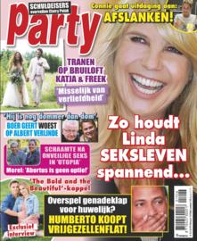 Party nummer 26 (juli 2019)