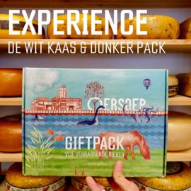 EXPERIENCE - De Wit kaas & donker pack / levering 10 december