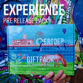 EXPERIENCE - Pre release box / levering 26 november
