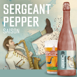Sergeant Pepper (75 cl)