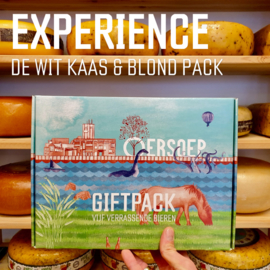 EXPERIENCE - De Wit kaas & blond pack / levering 10 december